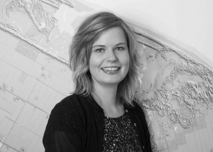 Florine van der Does, managementassistent