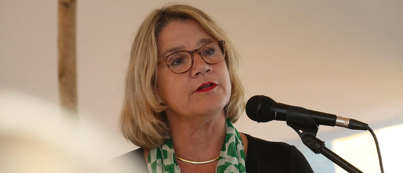 Irmgard van Koningsbruggen voorzitter jury