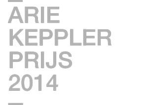 Juryrapport Arie Keppler Prijs 2014