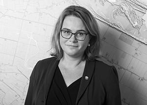 Dorine van Hoogstraten, beleidscoördinator