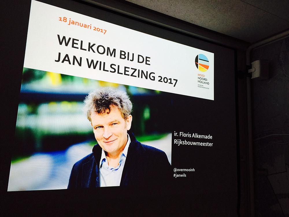 Jan Wilslezing met Floris Alkemade