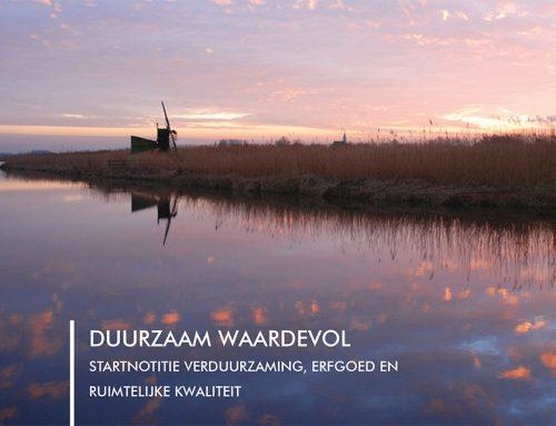DUURZAAM WAARDEVOL
