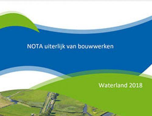 Nota Uiterlijk van Bouwwerken Waterland 2018