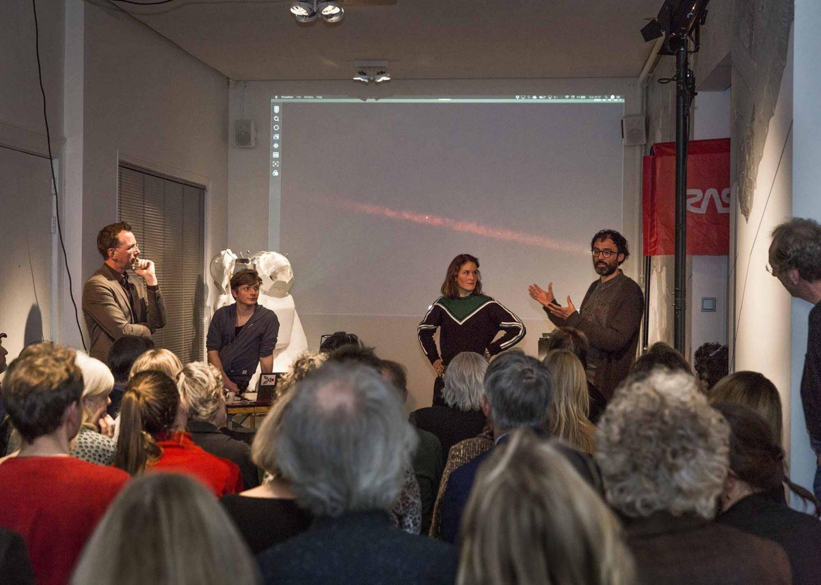 Mooi Noord Holland: Jan Wilslezing 2019. Met presentatie van RASA: Rotterdamse Academie voor Stadsastronauten. Introductie Jef Mühren, Lezing Evert Vermeer.